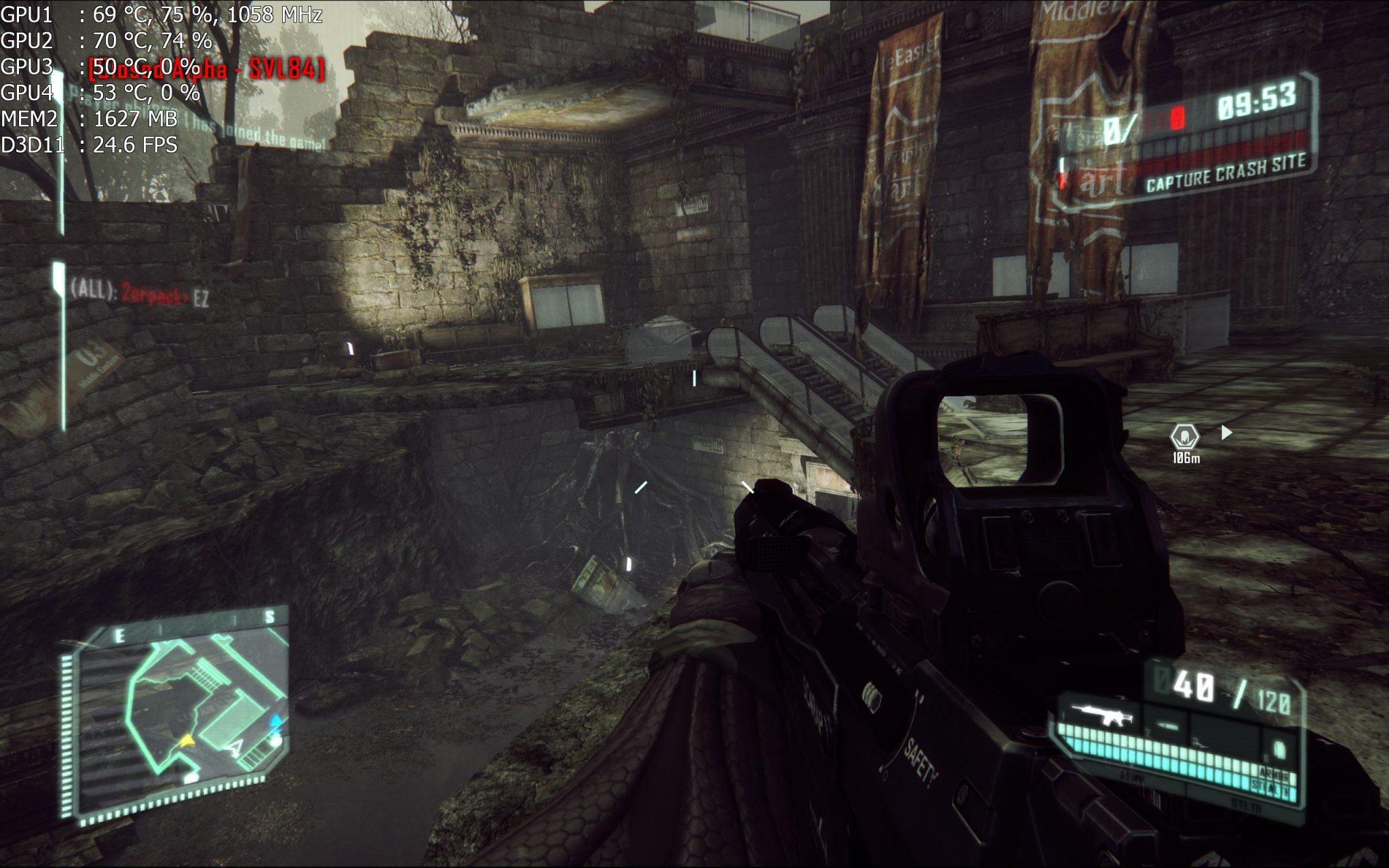 Crysis 3  Gameplay Multiplayer