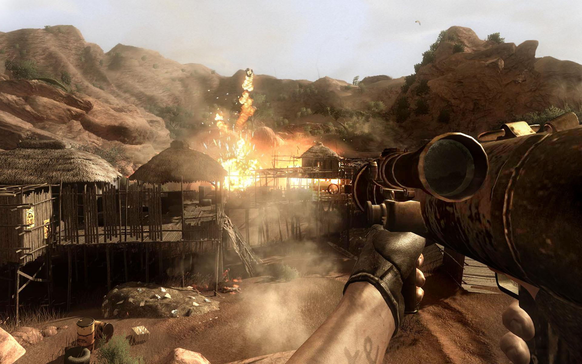 Far Cry 2 Screenshot 2