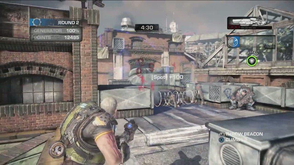 Gears of War Judgment multiplayer