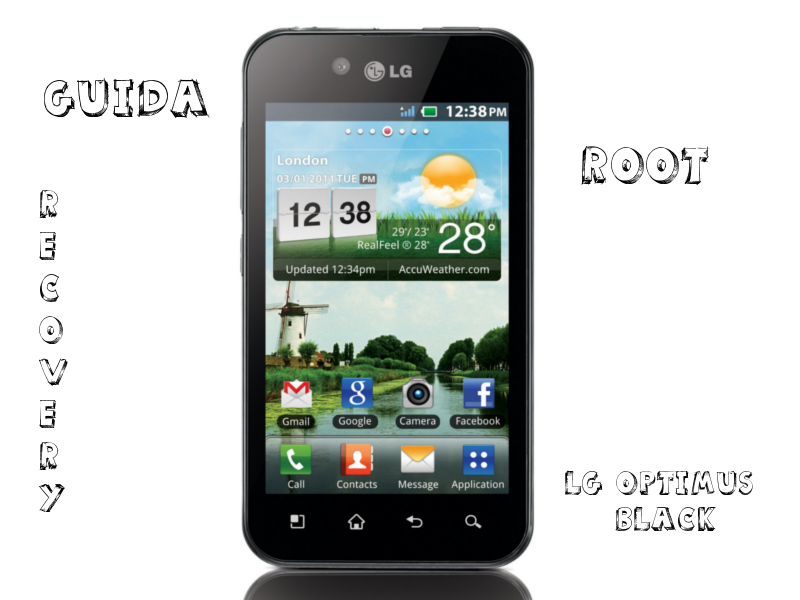LG Optimus Black Root Recovery