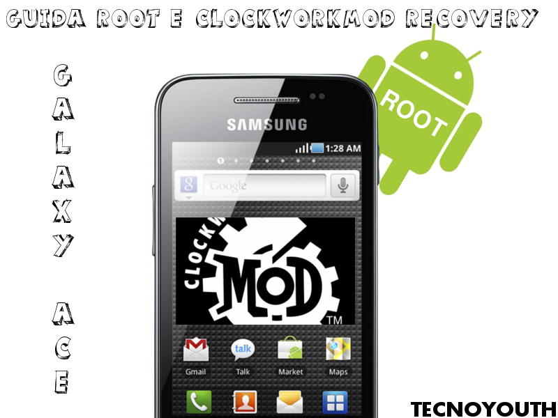 Root Recvoery Galaxy Ace S5830