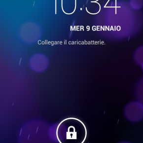 Screenshot 2 LG Dual CM10.1