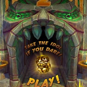Temple Run 2 disponibile per Android 7