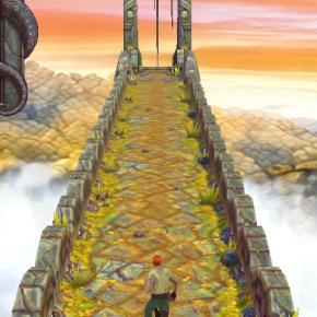 Temple Run 2 disponibile per Android 4