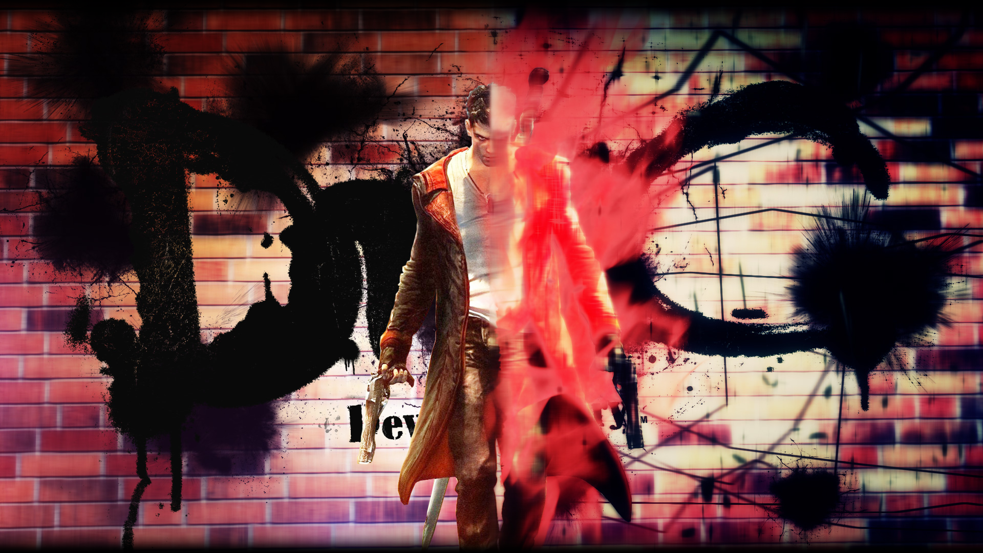 DmC-Devil May Cry Screen