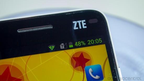 ZTE Grand S display