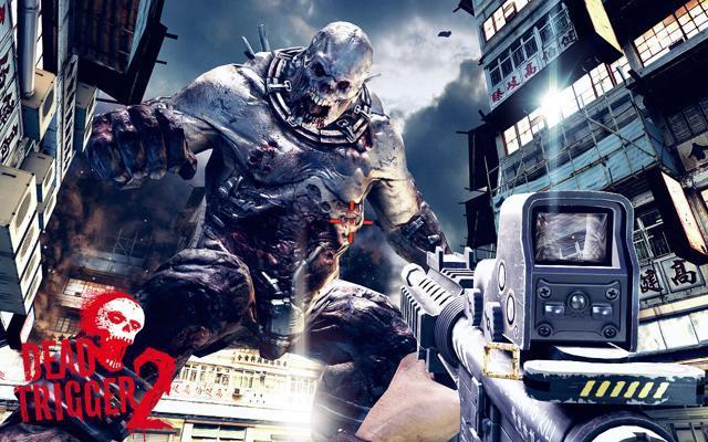 Dead Trigger 2 Screen