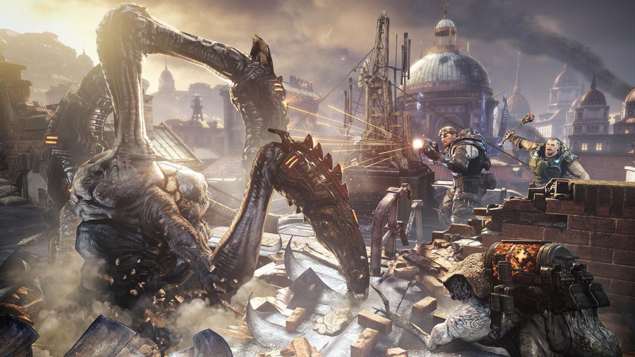 Gears of War Judgment gameplay