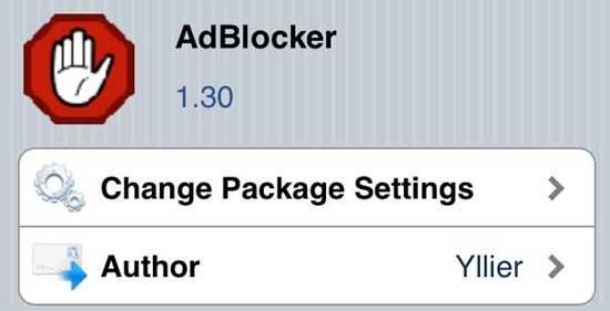 AdBlocker-Cydia