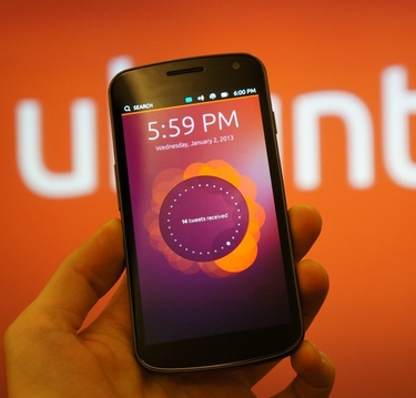 Galaxy Nexus Ubuntu Phone OS