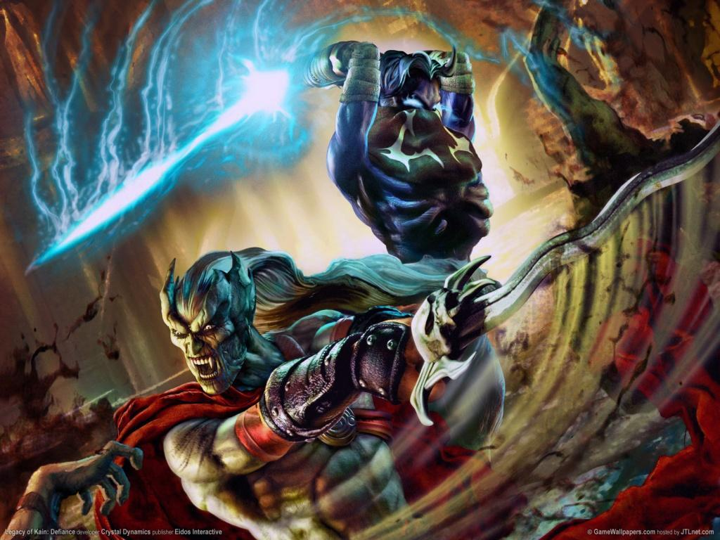 Legacy of Kain Defiance 2