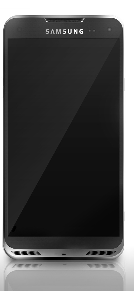 Samsung Galaxy S4 concept