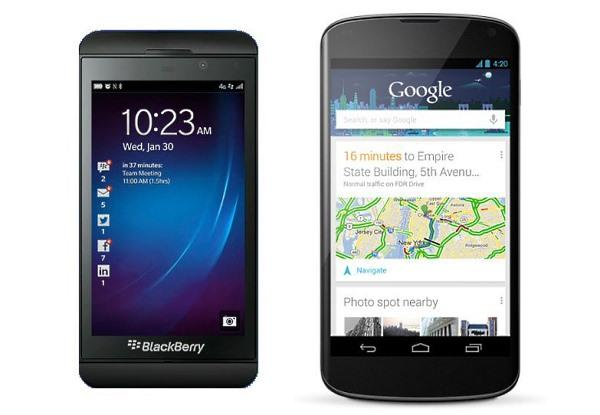 blackberry-z10-vs-nexus 4