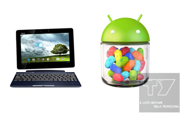 ASUS TF300 Jelly Bean 4.2.1