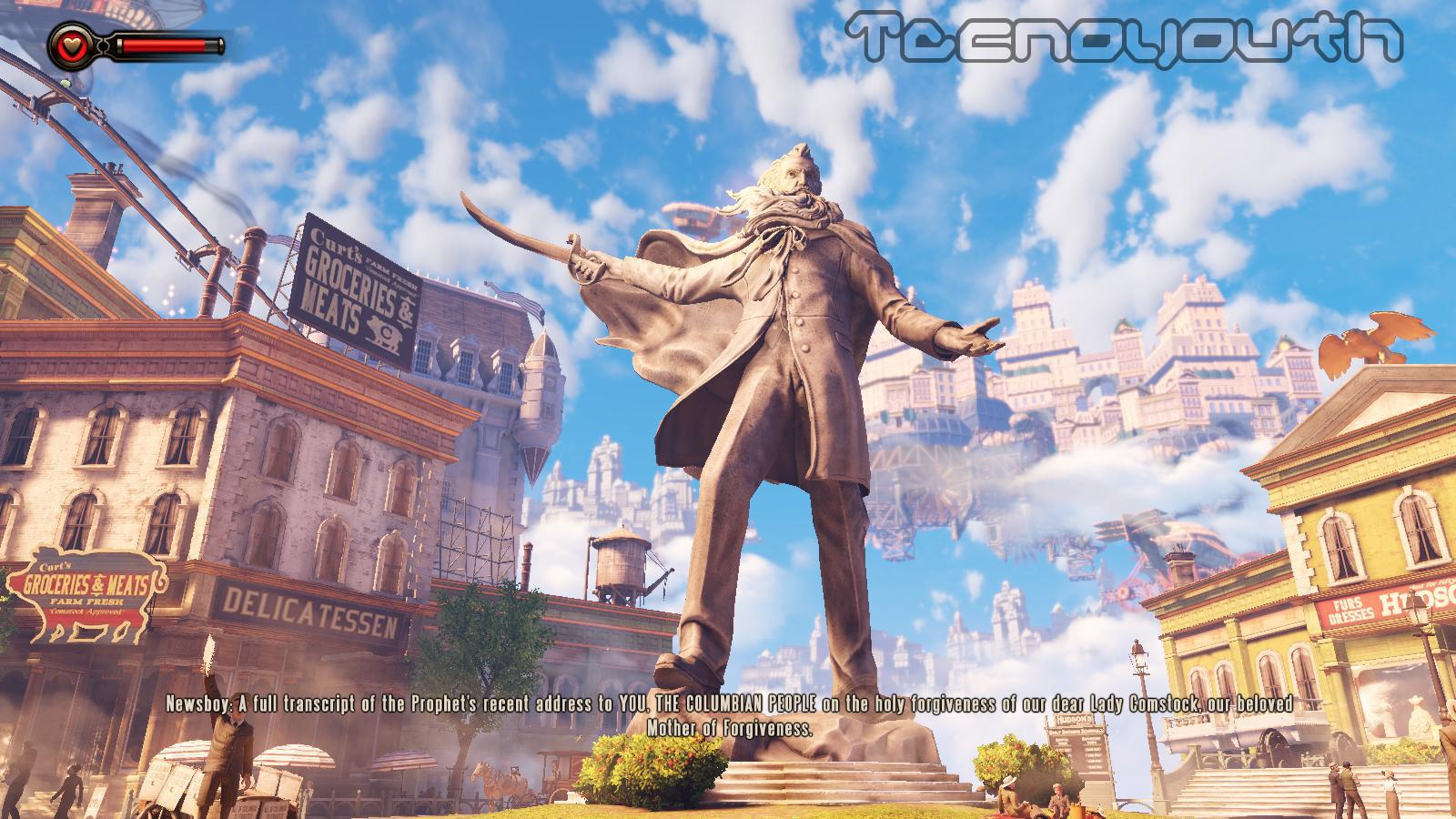 BioShock Infinite Gameplay 2