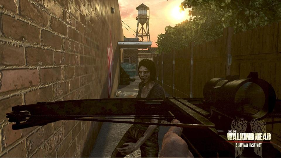 The Walking Dead Survival Instinct Screenshot