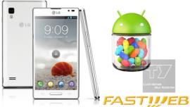 LG Optimus L9: Rilasciato Android 4.1.2 v20b per il brand Fastweb