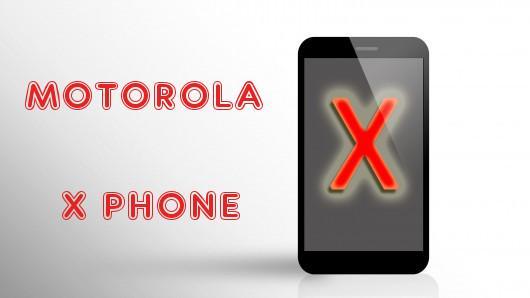 Motorla-x-phone