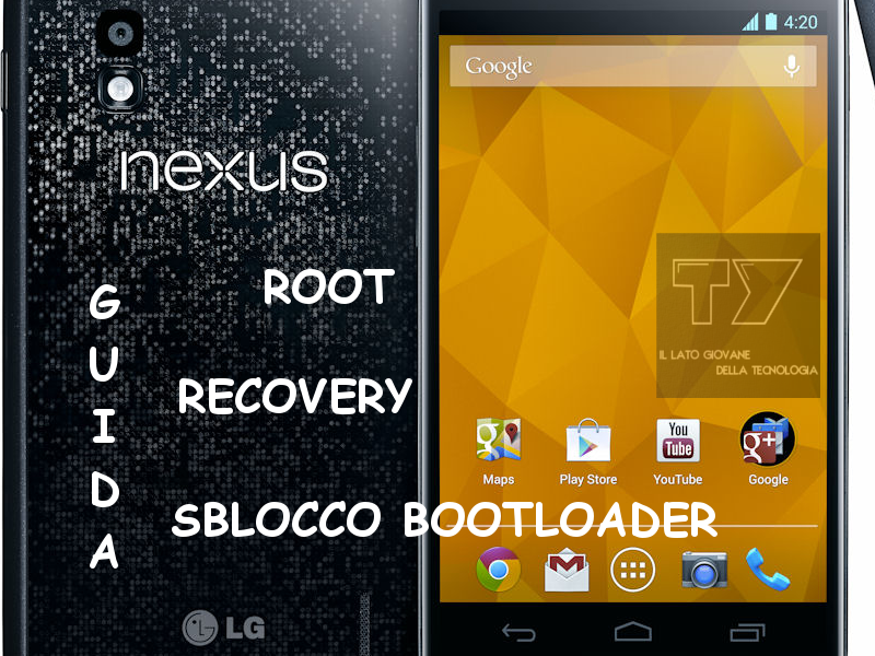 Nexus-4-Root-CWM-Bootloader