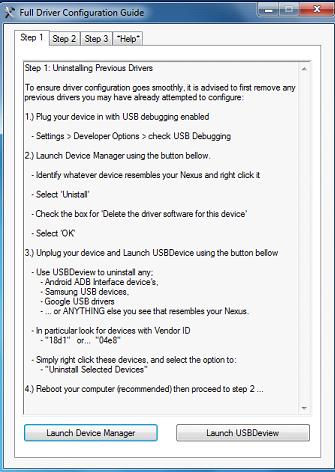 Nexus-Root-Toolkit-Driver