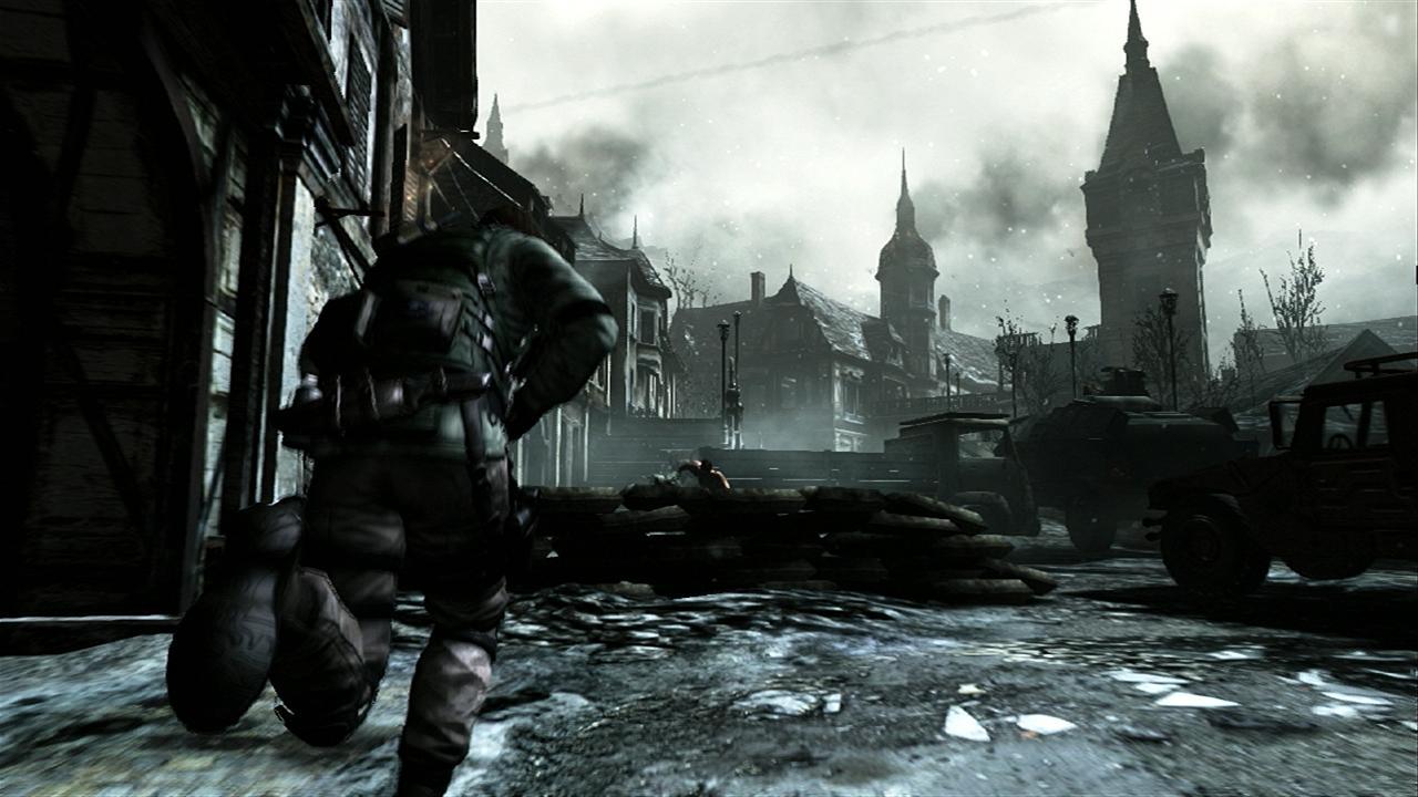 Resident Evil 6 gameplay 2