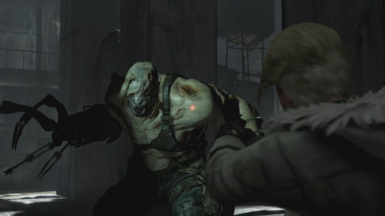 Resident Evil 6 gameplay 3