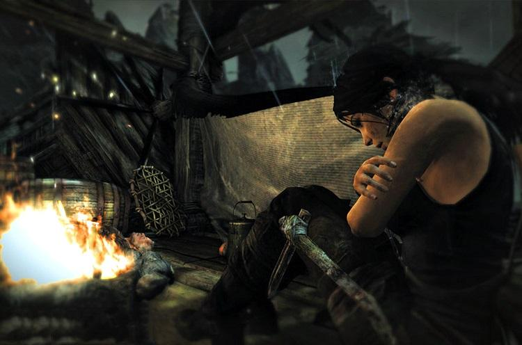 Tomb Raider Gameplay 3