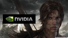 Driver Nvidia rilasciati per Tomb Raider