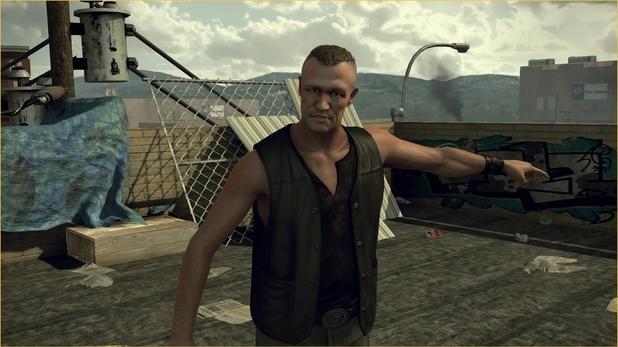 The Walking Dead Survival Instinct Screenshot 2