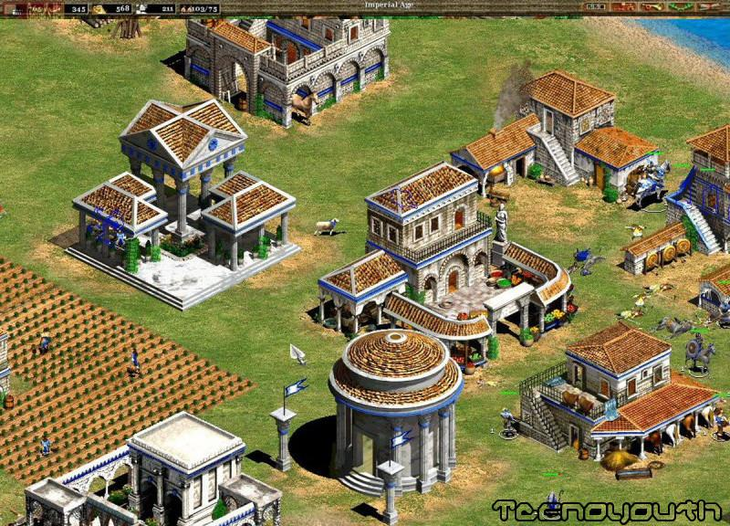Age of Empires II HD Gameplay 2