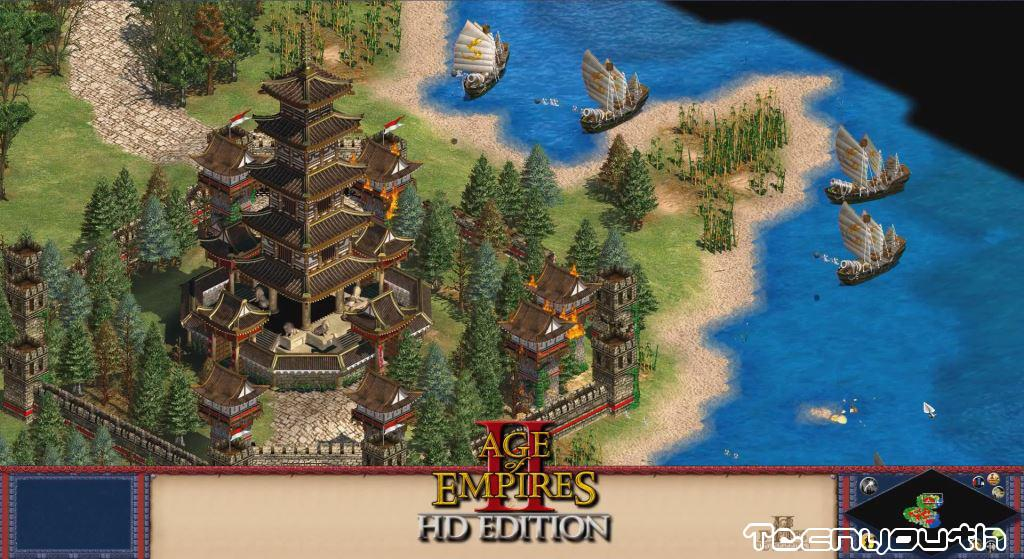 Age of Empires II HD Gameplay 3