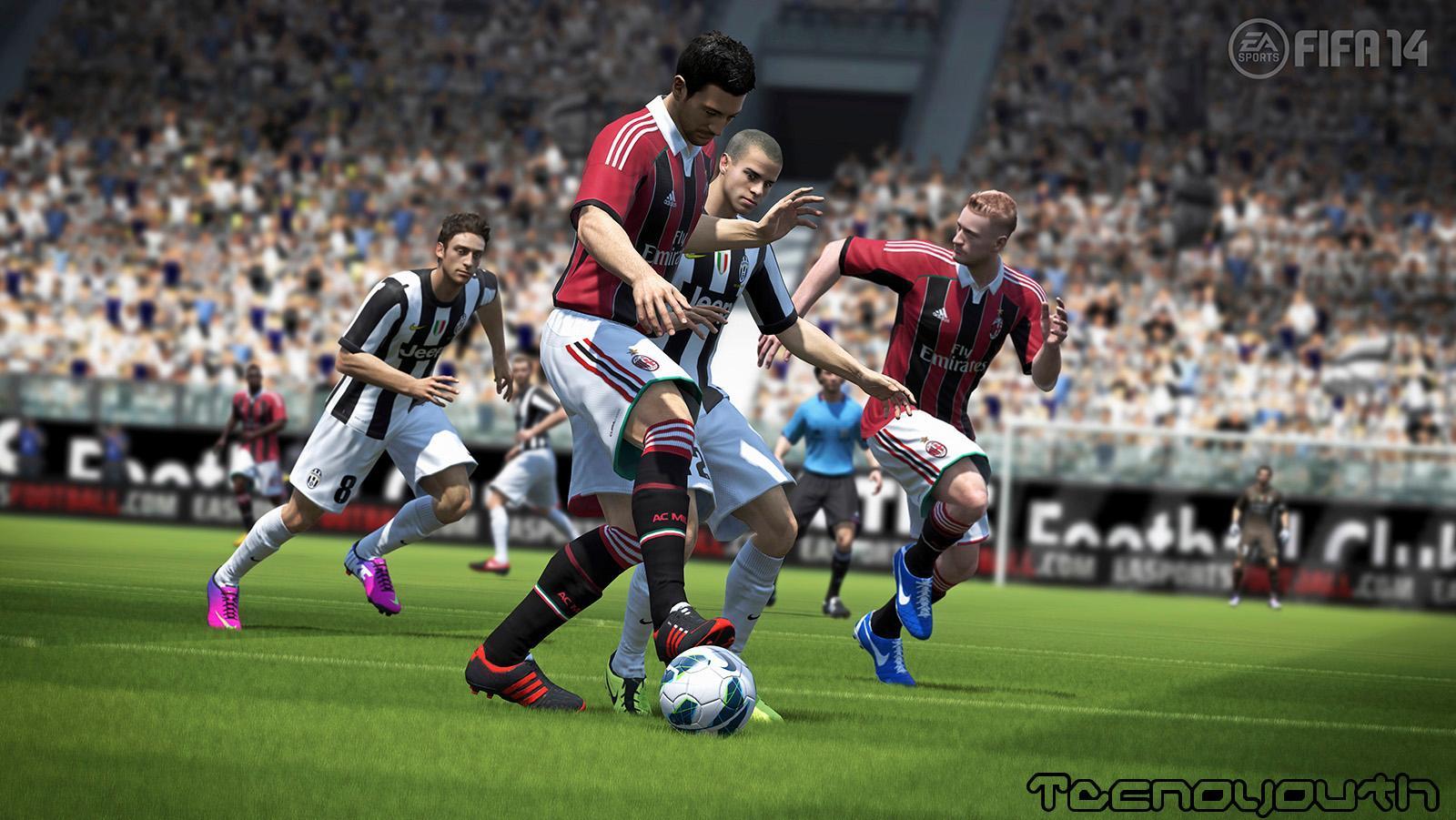 FIFA 14 Gameplay 2