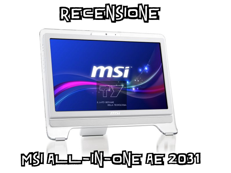 MSI-All-in-One-AE2031