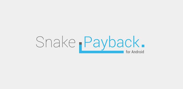 Snake. Payback.