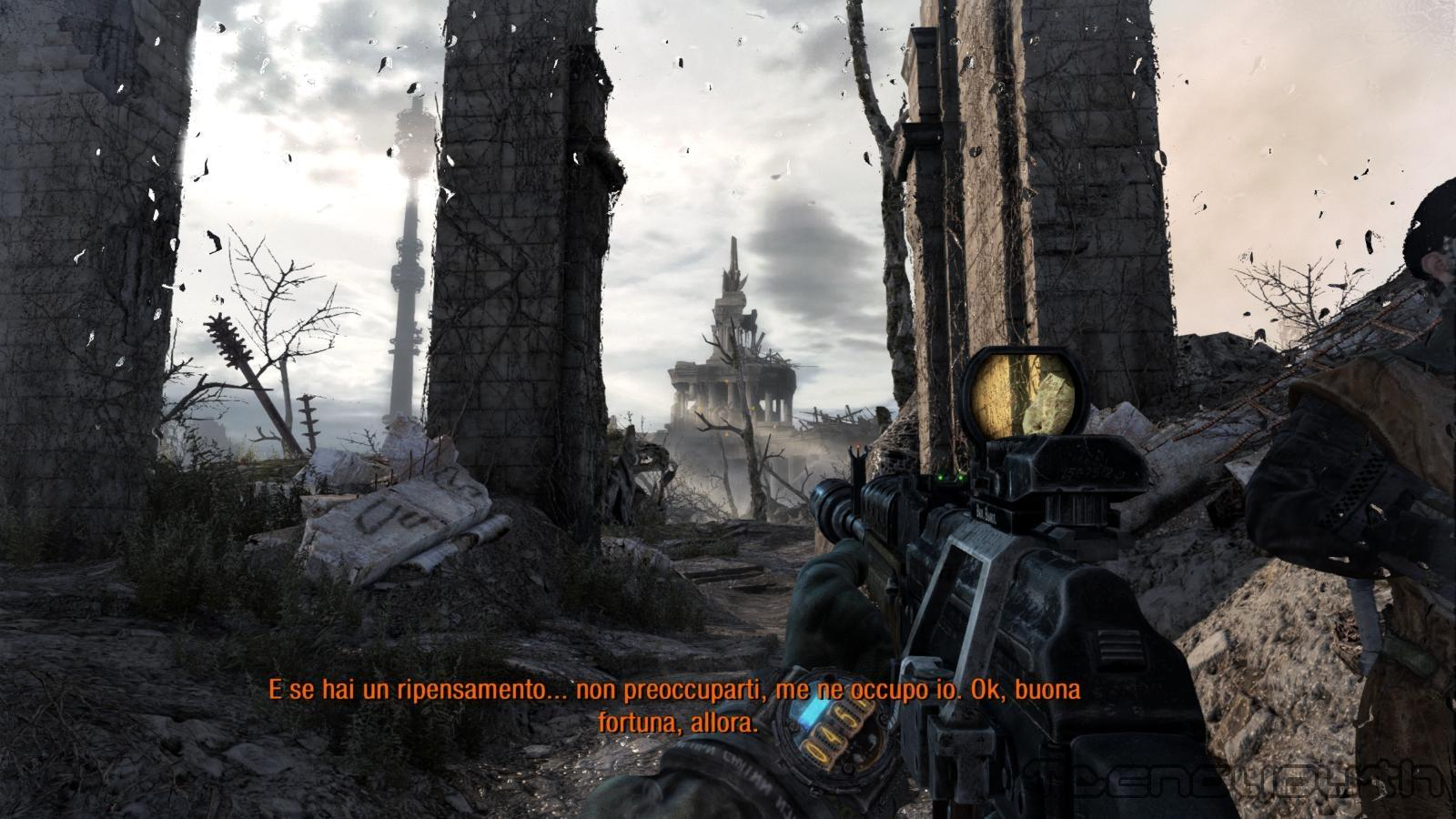 Metro: Last Light Gameplay 2