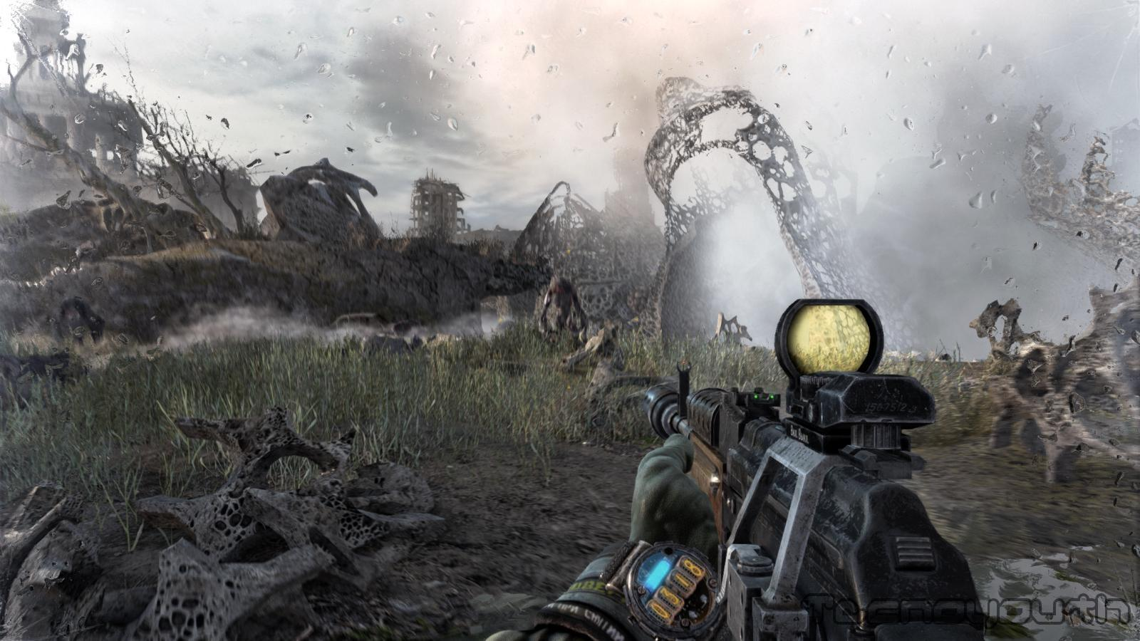 Metro: Last Light Gameplay 4