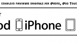 Ripristino completo firmware originale per iPhone, iPod Touch e iPad con iTunes