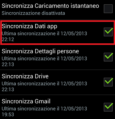 Sincornizza-dati-App-Play-Store