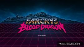 Far Cry 3 Blood Dragon Start