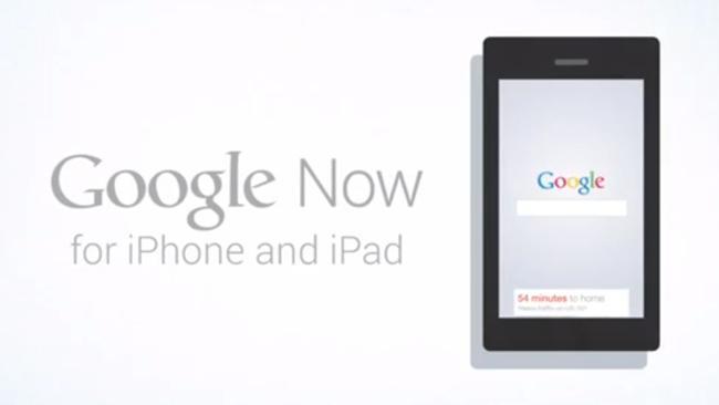 Google Now su iOS