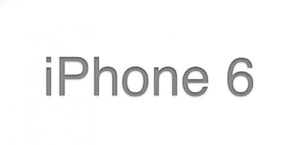iPhone 6 Concept Logo