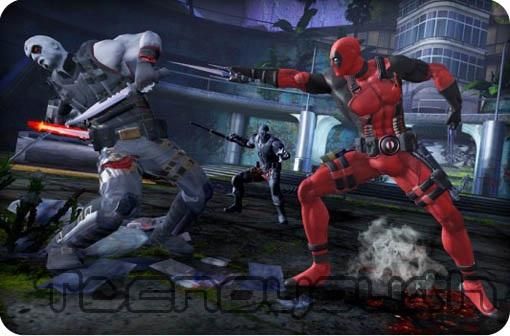 Deadpool Screenshot 2