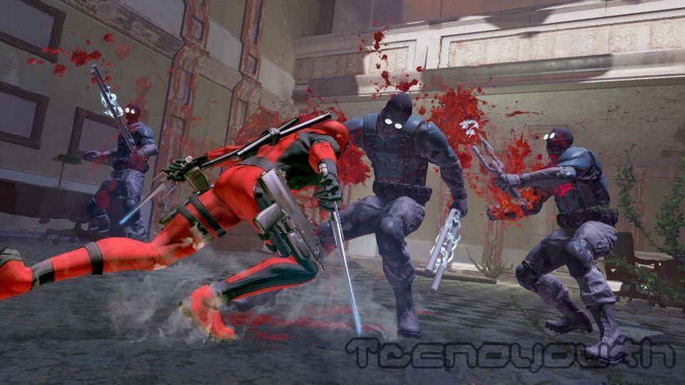 Deadpool Screenshot 3