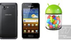 Galaxy S Advance: rilasciato Android Jelly Bean 4.1.2 no brand in Italia