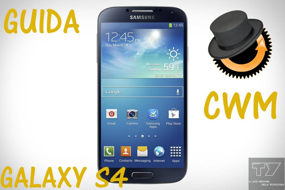 Galaxy-S4-CWM