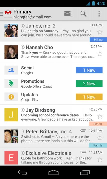 Gmail-4.5