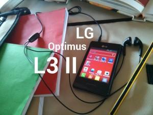 Caratteristiche LG Optimus L3 II