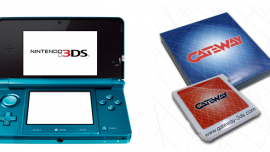 Modifica Nintendo 3DS con Gateway