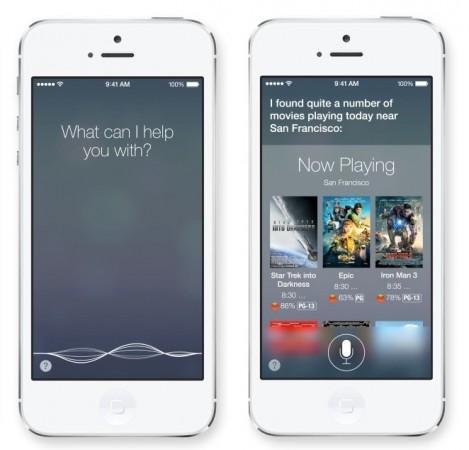Siri iOS 7