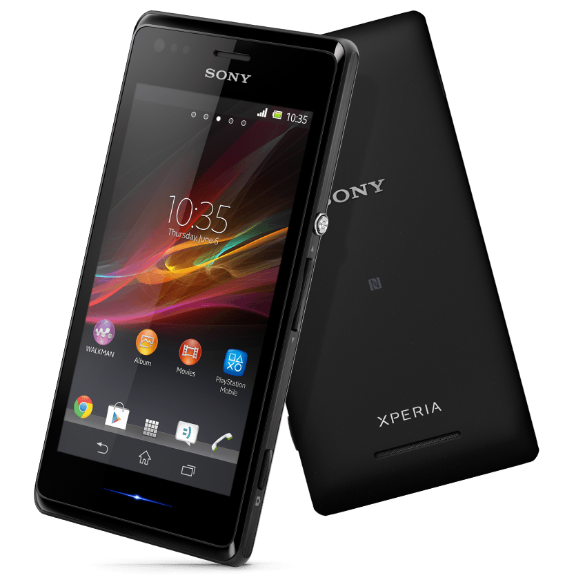 Sony Xperia M specifiche tecniche